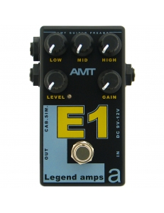 AMT Electronics Legend Amps E1