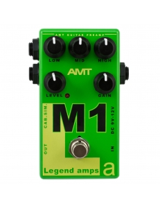 AMT Electronics Legend Amps M1