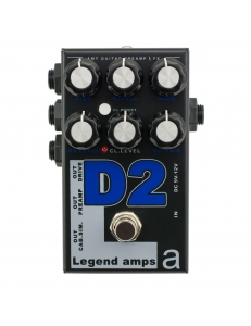 AMT Electronics Legend Amps 2 DIezel Emulates D2