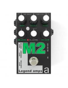 AMT Electronics Legend Amps 2 JCM-800 Emulates 2 M2