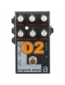 AMT Electronics Legend Amps 2 O2