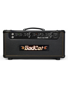 Bad Cat Black Cat 40 Head (Burgundy)
