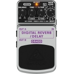 Behringer DIGITAL REVERB/DELAY DR400