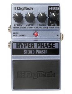 Digitech X-SERIES Hyper Phase