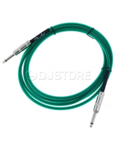 Fender 15' California Cable Surf Green
