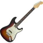 Fender American Elite Stratocaster® HSS Shawbucker RW 3-Color Sunburst
