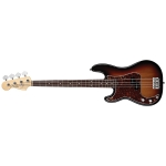 Fender Precision Bass American Standard Left Handed RW 3-color Sunburst 2012