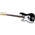 Fender Precision Bass American Standard Left Handed RW Black 2012