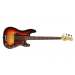 Fender Precision Bass American Standard RW 3-color Sunburst 2012