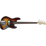 Fender Jazz Bass® American Vintage '64 Round-Laminated RW 3-Color Sunburst
