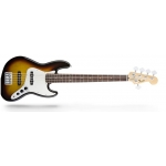 Fender Jazz Bass® Standard V RW Brown Sunburst