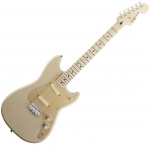 Squier Duo-Sonic Classic Vibe MN Desert Sand