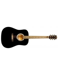 Squier Dreadnought SA-105 Black