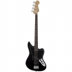 Fender Jaguar Bass Standard RW Black