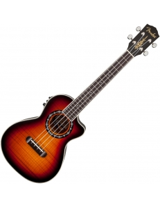 Fender T-Bucket™  Tenor Ukulele 3-Color Sunburst