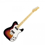 Fender Telecaster® Modern Player Thinline Deluxe MN 3-Color Sunburst