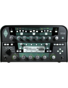 Kemper Profiling Amplifier Head (Black)