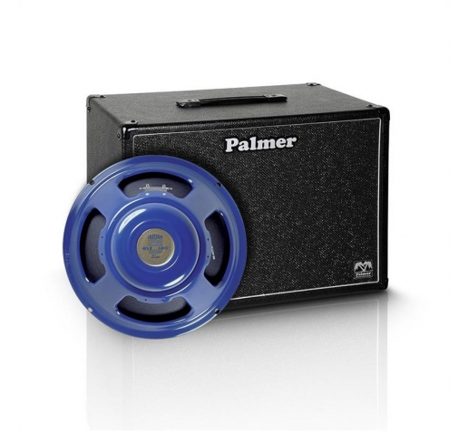 1 х 12 Celestion Alnico Blue 8 O гитарный кабинет Palmer CAB112 BLU