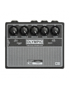 Shift Line Olympic Bass Preamp MkII