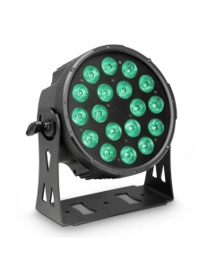 Cameo FLAT PRO 18 IP65 - 18 x 10 W FLAT LED Outdoor RGBWA PAR прожектор черный