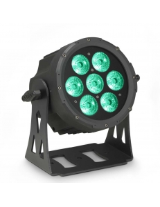 Cameo FLAT PRO 7 IP65 - 7 x 10 W FLAT LED Outdoor RGBWA PAR Прожектор черный