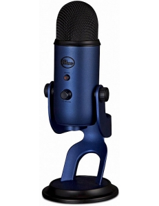 Blue Microphones Yeti Midnight Blue студийный usb микрофон