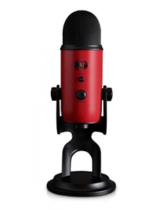 Blue Microphones Yeti Satin Red студийный usb микрофон