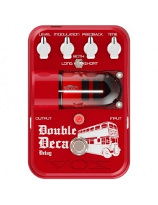VOX TG2 DDDL Double Deca Delay