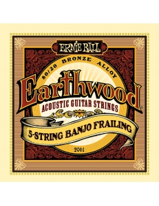 Ernie Ball Earthwood 80/20 Bronze Frailing 2061