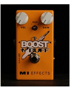 MI Audio Boost 'n' Buff v.3