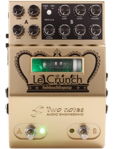 Two Notes Le Preamp Le Crunch